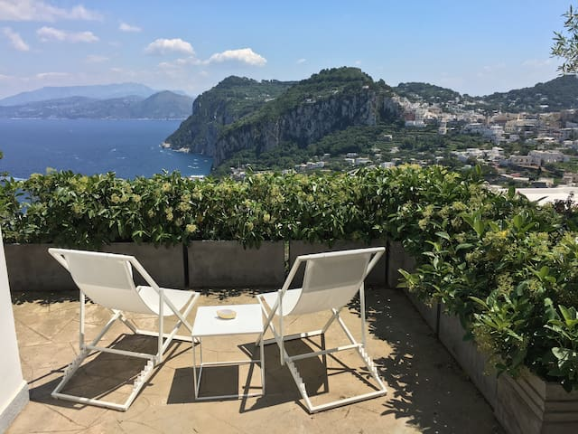 """SUITE PARADISO""central&panoramic! - Capri - House"