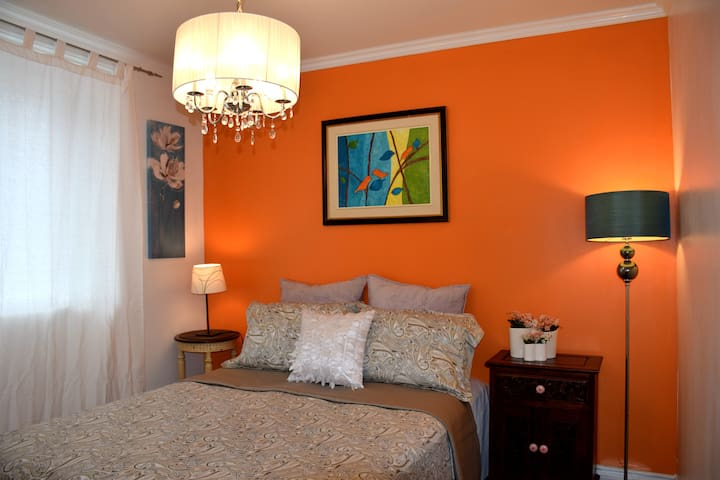 Beautiful Appt. in the heart of Quebec City