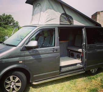 Modern VW Campervan - Hitchin