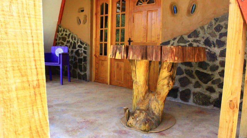 Astro Elqui - Vicuña - Alojamento ecológico