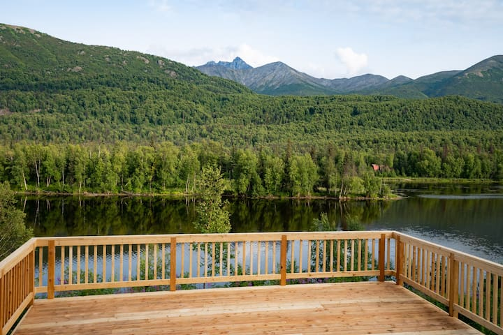 Escape to the Mountains: Fishing, Wildlife Viewing