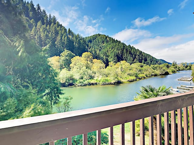 2BR on Scenic Umpqua River