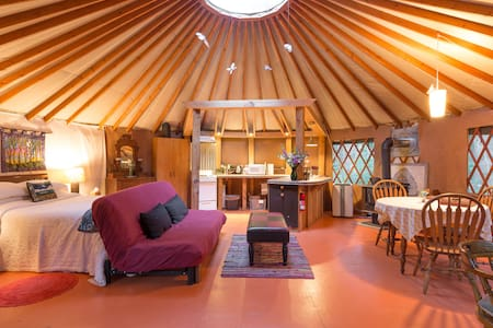 Paisley Paradise Yurt