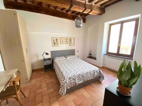 Accommodation in the historic center
