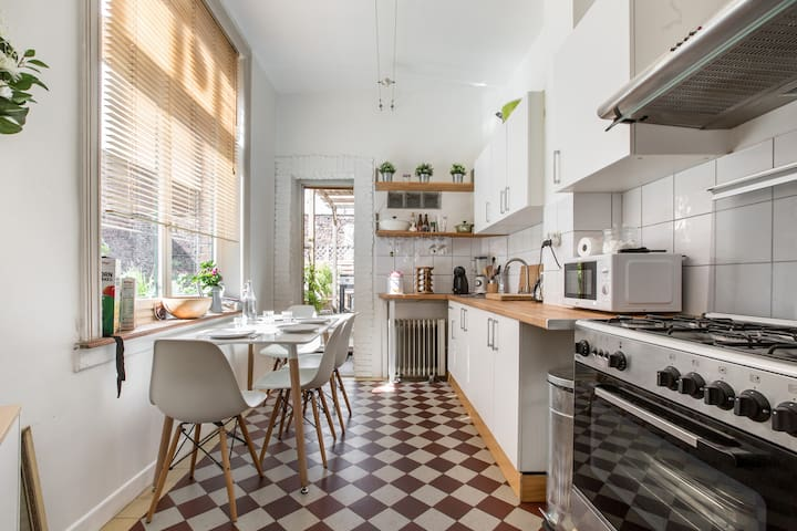 Lille, Appartement  pour 4, stationnement gratuit
