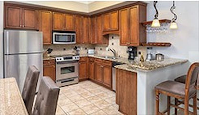 room includes full kitchen