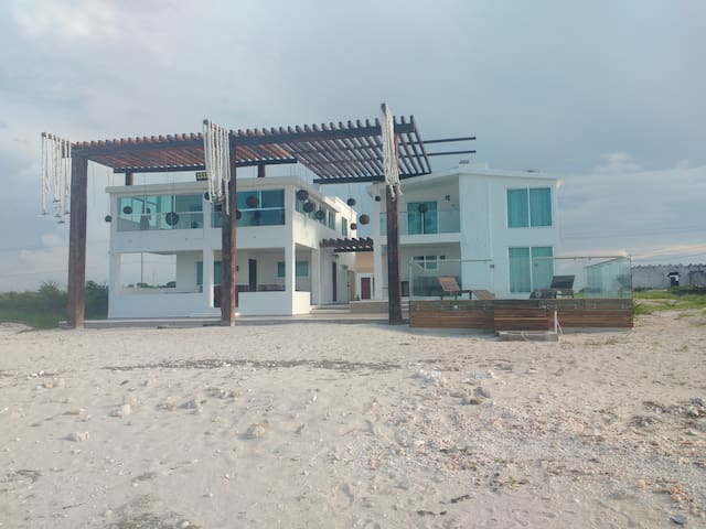 Blue Shadow Beach Hosting