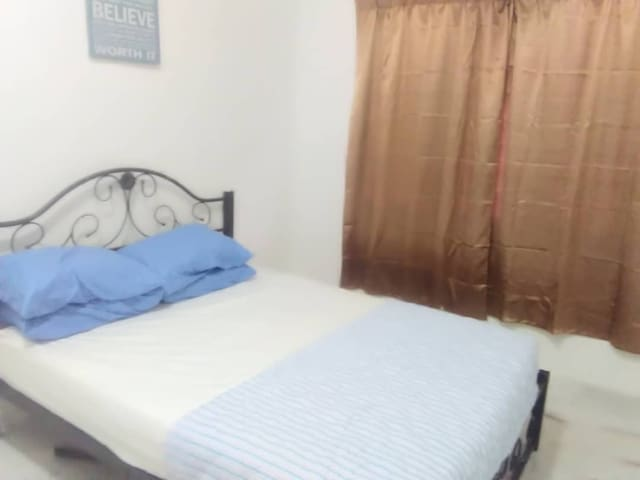 Bedroom 2 with aircond