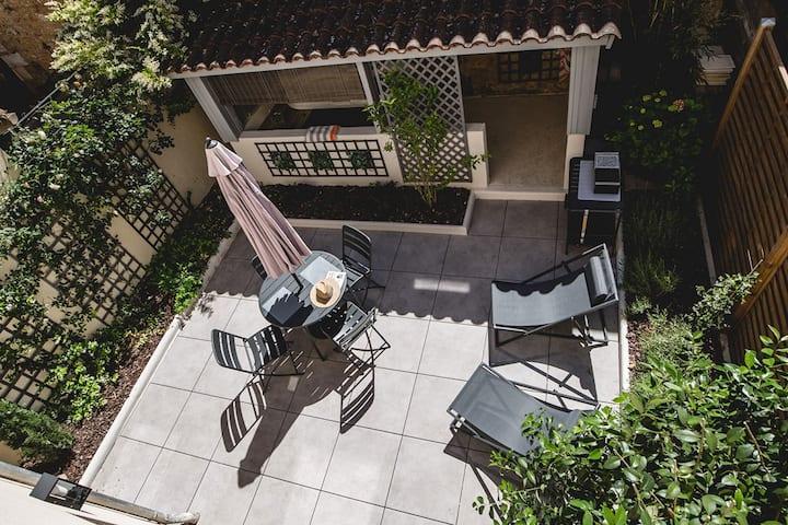 Urban Eden - a haven of relaxation: spa, e-velos!