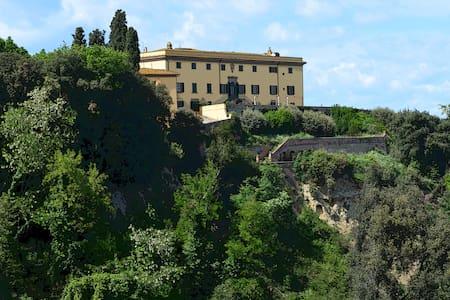 Villa Strozzi -Tenuta di Collegalli - Montaione - วิลล่า