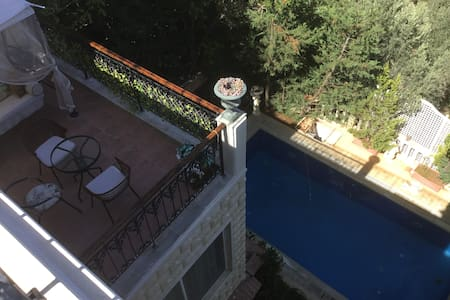 Tibnine: Splendide Petit resort