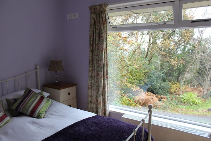Self Catering Double Room with microwave & fridge
