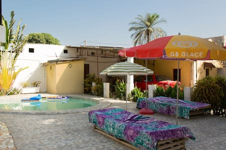 TEDUGAL Guest Houses/Room 12 - Banjul