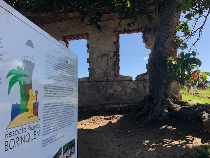 Historic sites and information to read