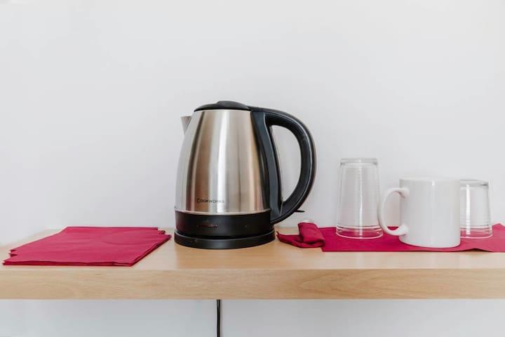 Tea/ Coffee Facilities available