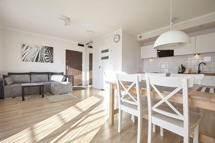 Apartament Zebra w Świeradowie - Świeradów-Zdrój - Appartement