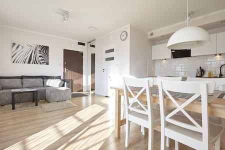 Apartament Zebra w Świeradowie - Świeradów-Zdrój - Leilighet