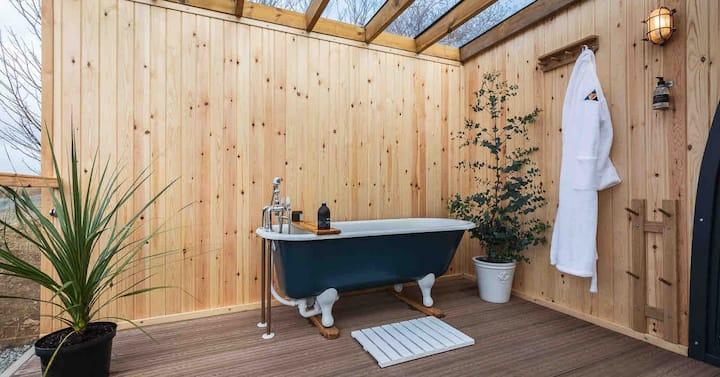 Skye Red Fox Retreat -  ultimate luxury glamping