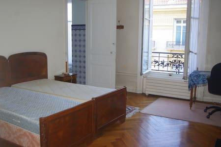chambre meublee + sdb etudiant chez l'habitant no3 - Saint-Étienne - Lejlighedskompleks