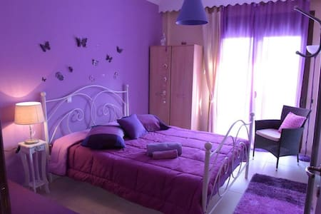 FAYS MAISONETTE, LUXURY ROOM,GOUMENISSA.