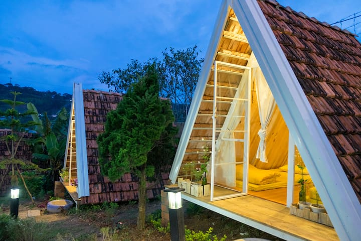 Vanda - Avocado Cabin house - tp. Đà Lạt - Cabin