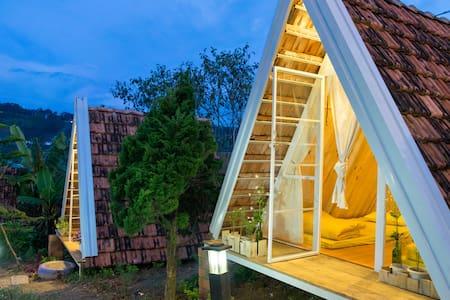 Vanda - Avocado Cabin house - tp. Đà Lạt