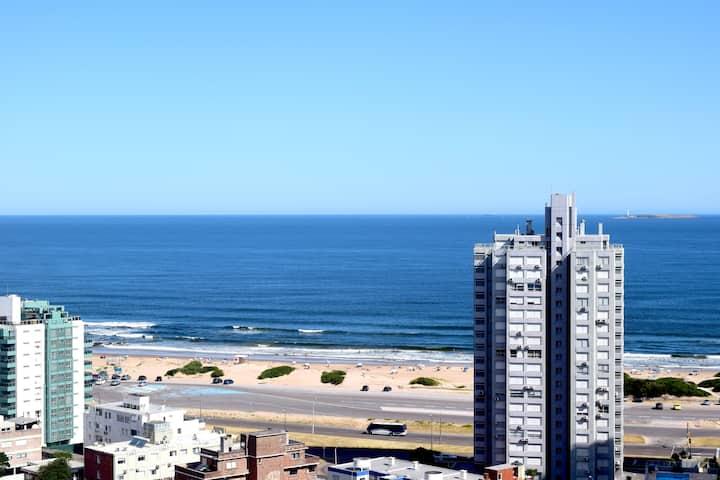 Artower Floor 19 w/Ocean View, 5 stars amenities!