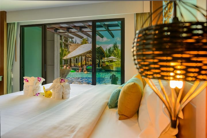 Luxury Suite with Pool Access! - Phang-nga - Apartment