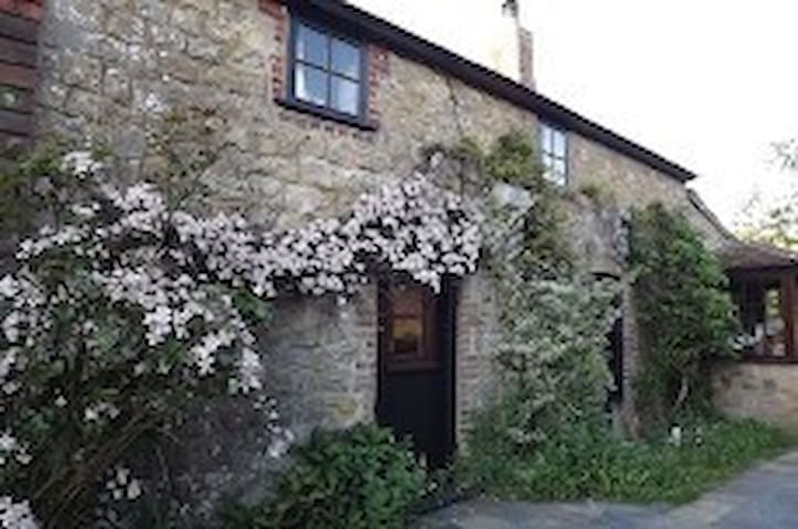 Room in our 16th century stone cottage