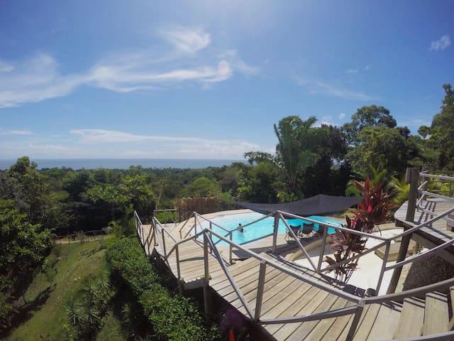 Darangilau, donde el mar se une con la selva