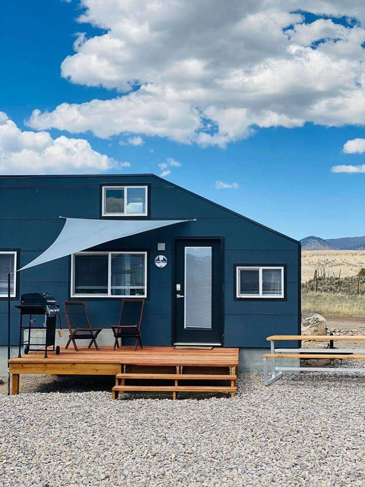Sage Hill Tiny Home at Trail and Hitch