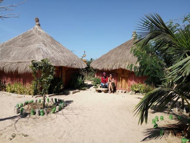 Ven y Vive Gandiol, Senegal! - Saint Louis - Szállás a természetben