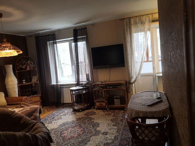 Уникальная квартира - студио в Пуща-Водице!