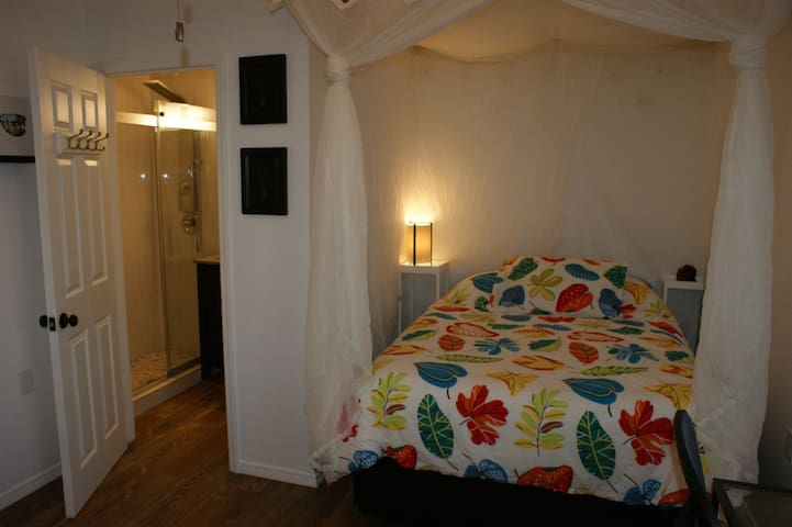 Comfy Private Room with Private Bathroom & Furnish