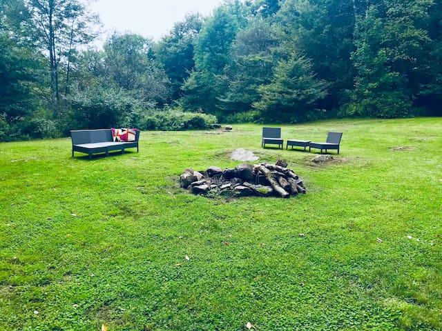 Fox Mountain Campsite, Livingston Manor