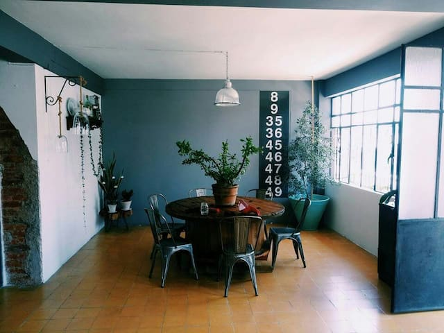 Schick Appartment in CENTRO DE LEON & Desayuno B&B