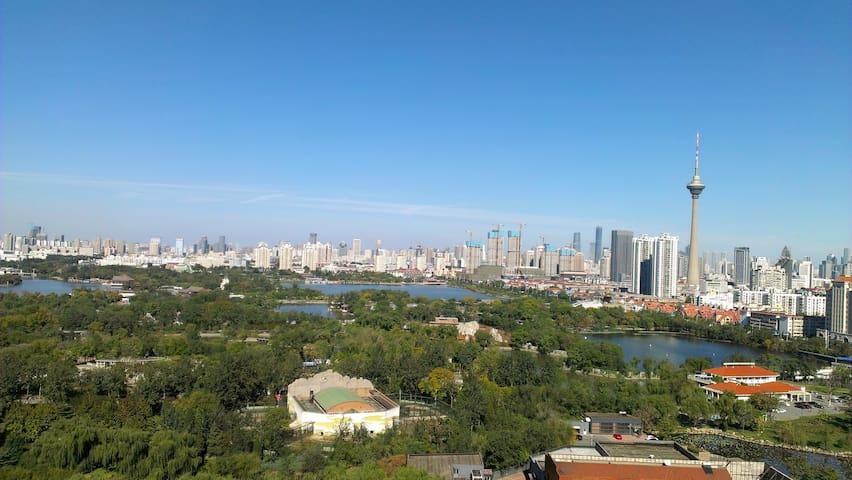 奥城商业广场酒店式公寓 - Tianjin - Lägenhet