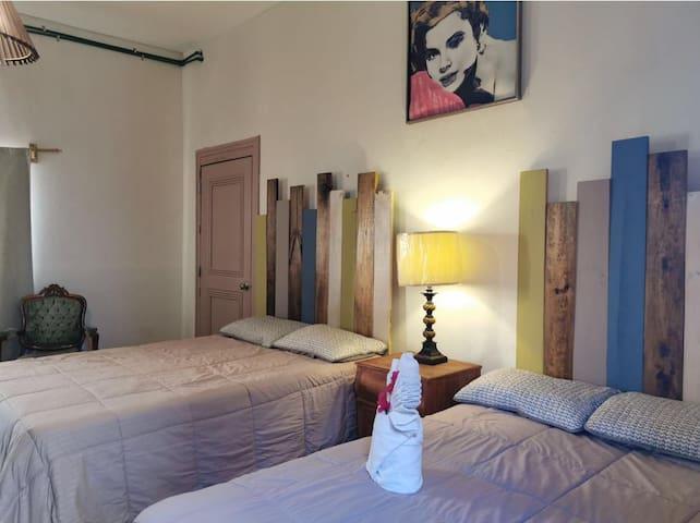 Hermosa habitación de hotel en centró histórico8