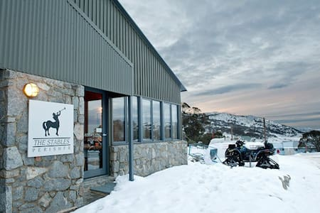 Unit 3 Stables Apartment, Perisher Valley - Lejlighed