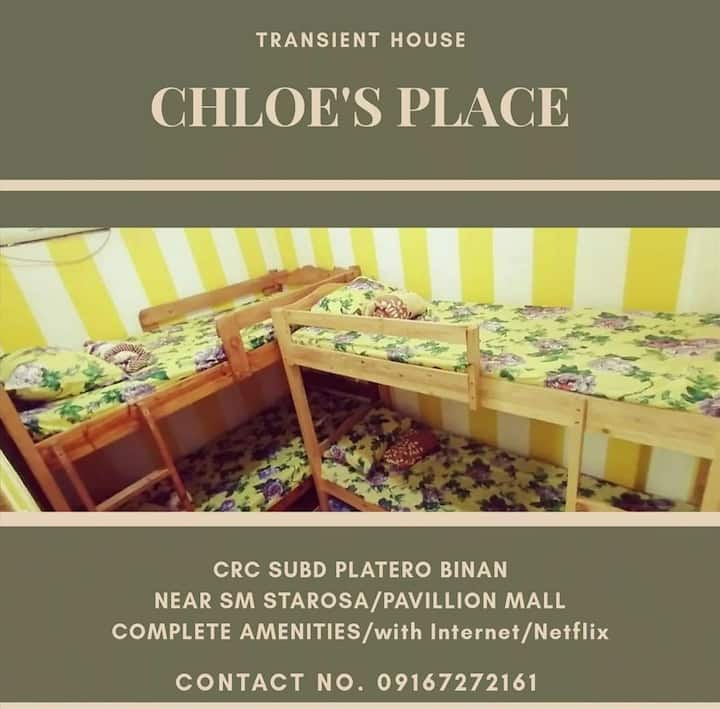 Chloe's Place Clean and Homey with Wifi&Netflix