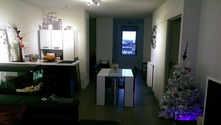 Chambre privée dans beau T3, calme - Tolosa - Condominio