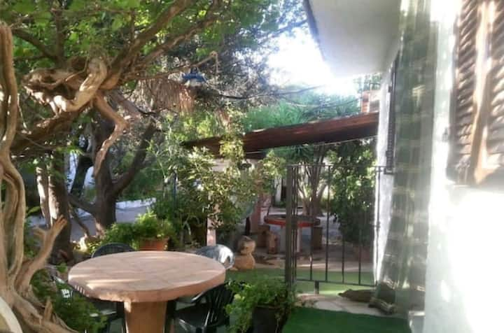 CapoComino house +Parking +Relax +Friends+nature