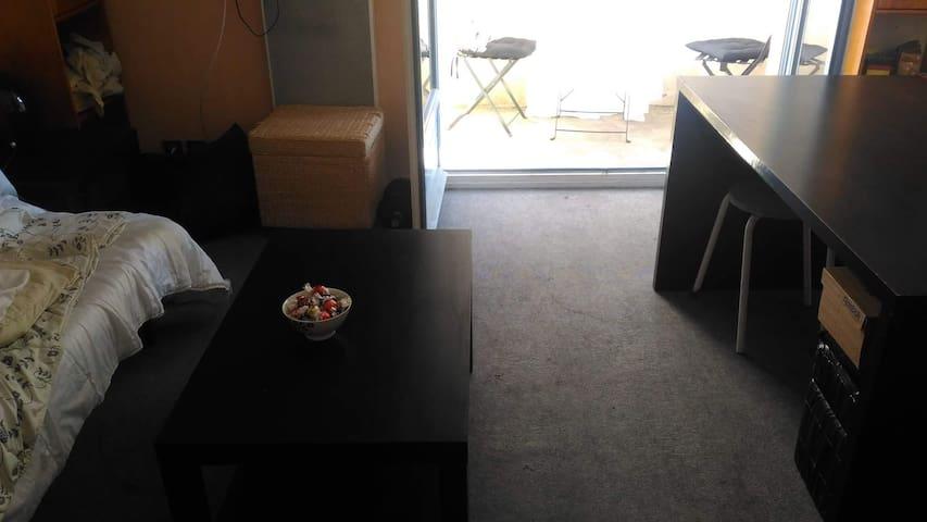 Studio hyper centre Rennais