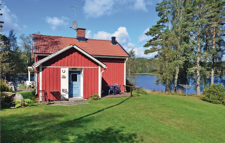 Holiday cottage with 3 bedrooms on 79 m² in Åmål
