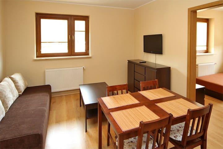 Apartament 4 pokojowy ul. Gdańska 52