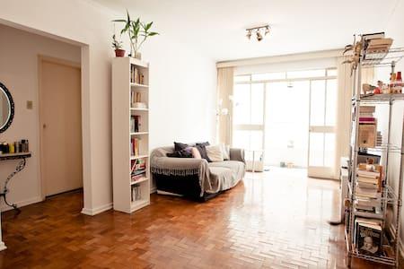 Cozy bedroom in the heart of SP  (Paulista ave) - São Paulo - Daire