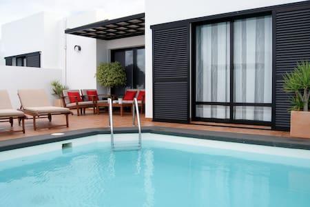 Villa MONTEPINDO (Pool, Wifi, A/A*) - Yaiza - Haus