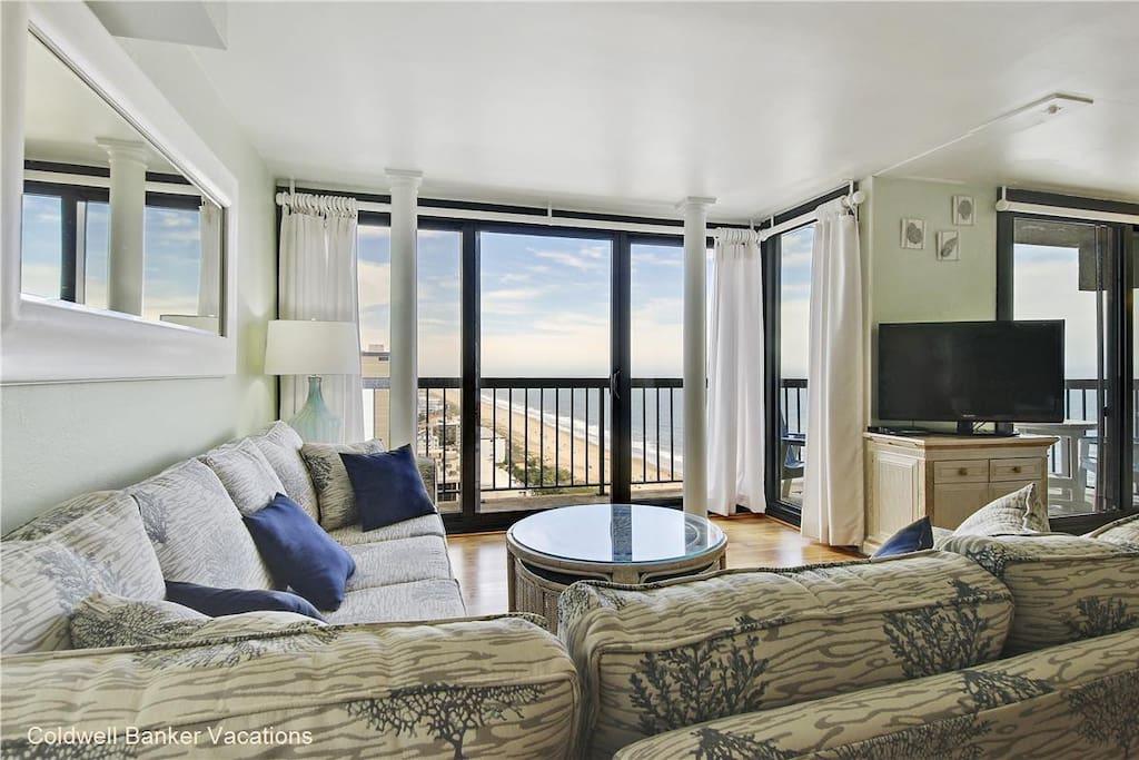 5 Bedroom Ocean Front Condo Ocean City Maryland Lofts For Rent In Ocean City Maryland