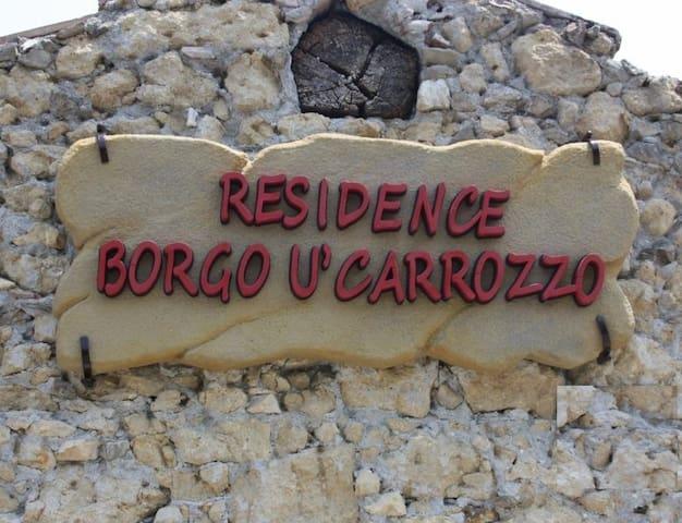 Borgo U' Carrozzo (Casa 1) - Rodì - Hus