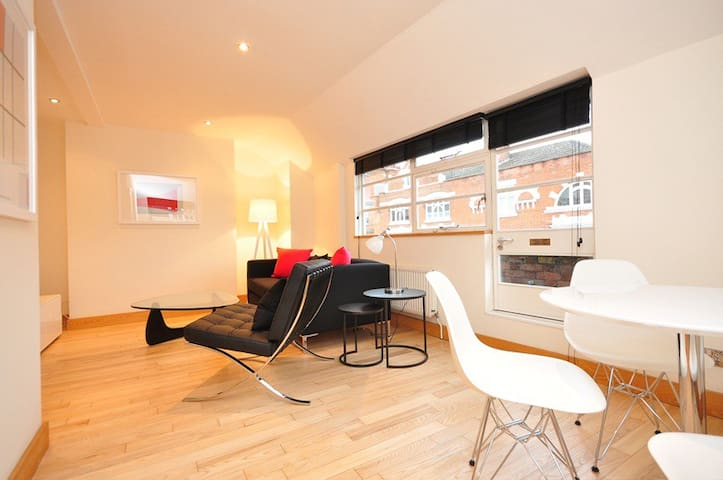 Covent Garden 1 bedroom apartment